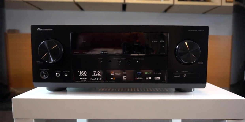 Besten AV receiver 7.1 Test