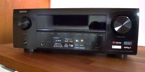 Besten 4K AV receiver