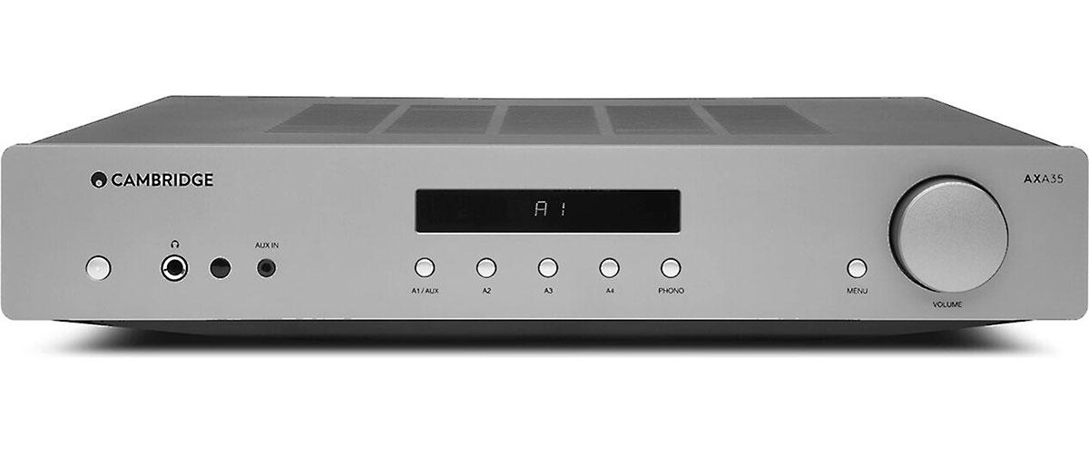 Cambridge Audio AXA35 Vorderansicht