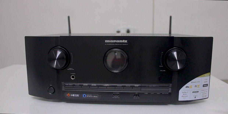 Dolby Atmos AV Receiver Test und Verigh