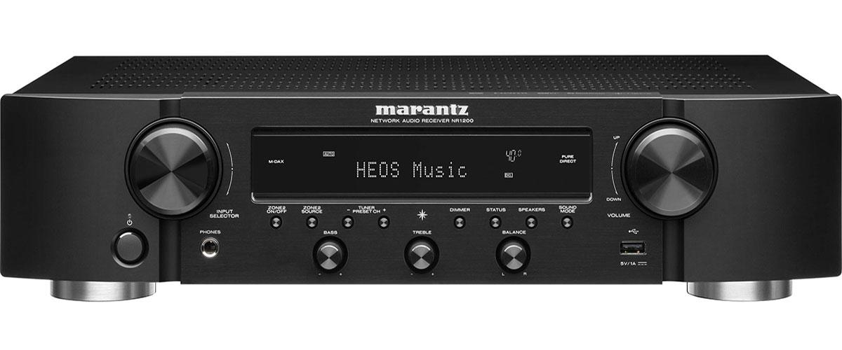 Marantz NR1200 Vorderansicht