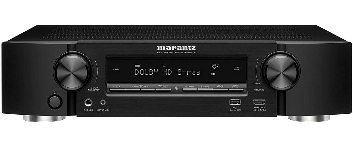 Marantz NR1510 Vorderansicht