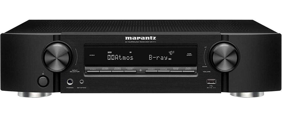 Marantz NR1711 Vorderansicht