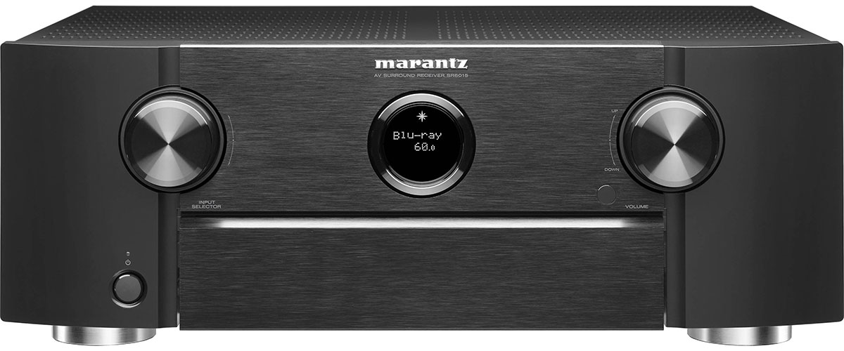 Marantz SR 6015 Vorderansicht