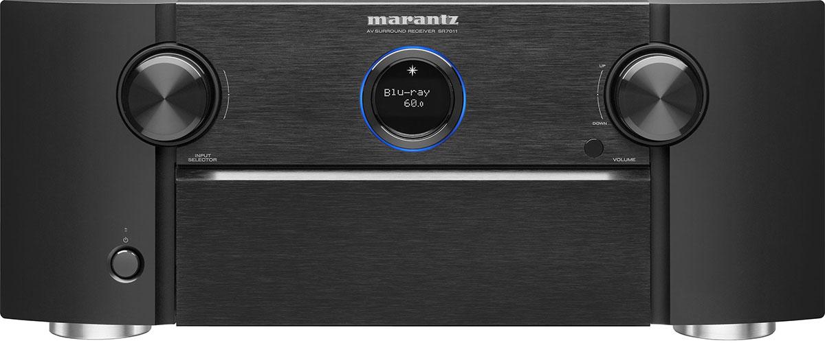 Marantz SR7011 Vorderansicht