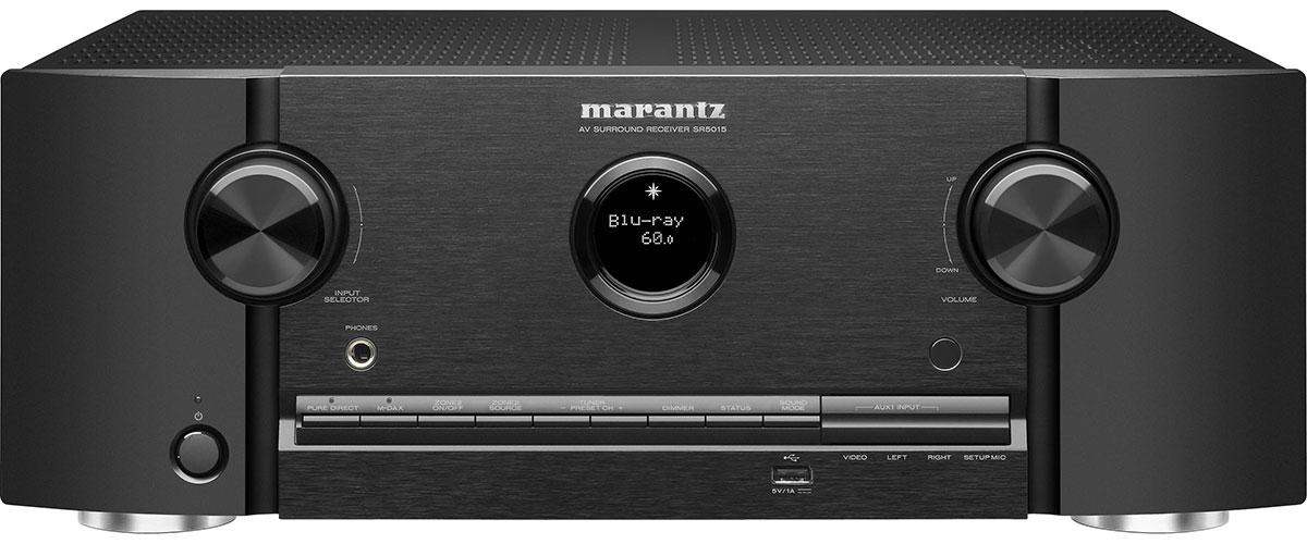 Marantz SR7015 Vorderansicht