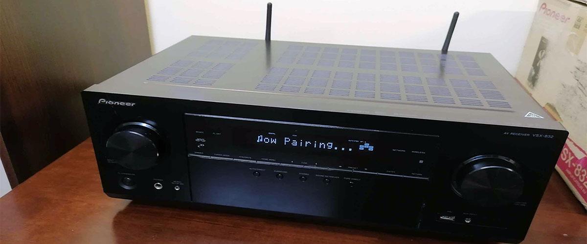 Pioneer VSX-832 Foto