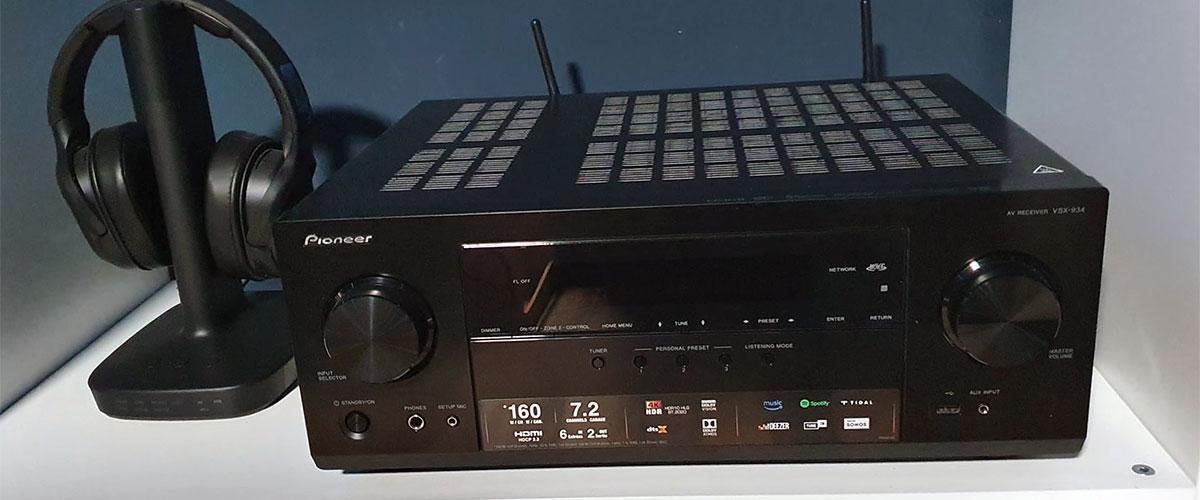 Pioneer VSX-934 Foto
