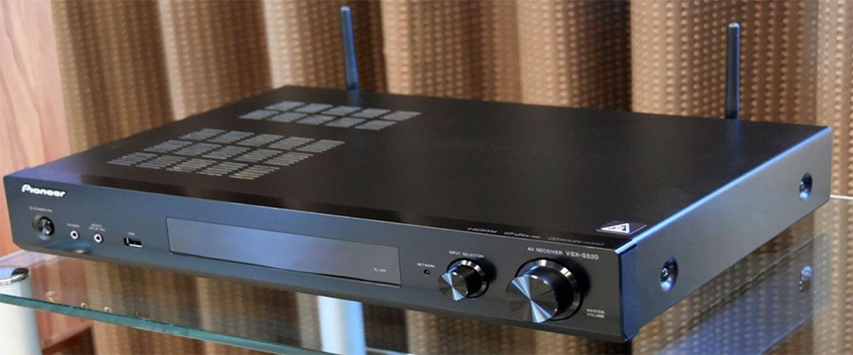 Pioneer VSX-S520 Foto