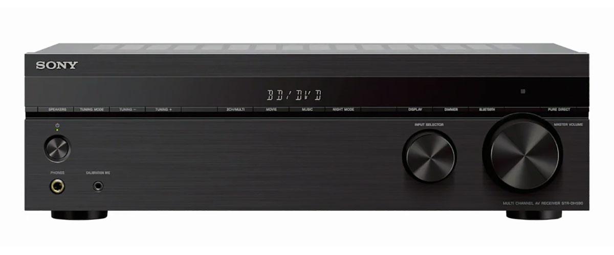 Sony STR-DH590 Vorderansicht